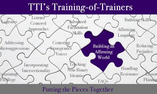 TTI\'s Courses - The Transgender Training Institute, Inc